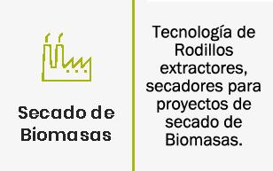 Secado de Biomasas